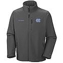 Ascender Softshell Full-Zip Jacket (Charcoal Grey)