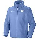 Youth Flanker Full-Zip Fleece Jacket (CB)