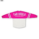 Varsity Sweeper T (Neon Pink/White)