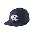 Nike True Authentic Baseball Flat Bill Fitted Hat (Navy)