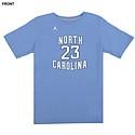 Nike Jordan #23 Replica Basketball Jersey T (CB)