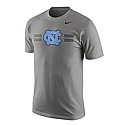 Nike Logo Stripe T (Grey)