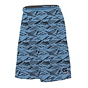 Nike Fast or Last Lacrosse Mesh Shorts (CB/Anthracite Grey)