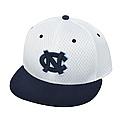 Nike Mesh True Authentic Baseball FlatBillFittedHat (W/Navy)
