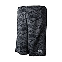 Youth Fast or Last Lacrosse Mesh Shorts (Black/Anthracite Grey)