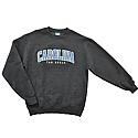 Vintage Study Hall Crew (Granite Heather Grey)