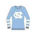 Ladies' Sleeve Stripe Sweater (CB)