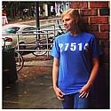 27514 Zip Code T (Blue)