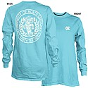 L/S Coastal Seal T (Lagoon Blue)