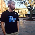 Nike That Tar Heel Life T (Black)