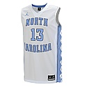 Youth #13 Replica '14-'15 Basketball Jersey (White)