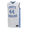 Youth #44 Replica '14-'15 Basketball Jersey (White)
