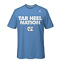 Nike Selection Sunday (Tar Heel Nation) T (CB)