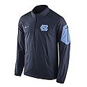 Nike Lockdown 1/2-Zip Pullover Jacket (Navy)