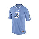 Nike #3 Game Replica Football Jersey (CB)