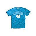 Game Day Outline T (Pacific Blue)