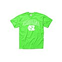 Game Day Outline T (Lime)