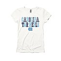 Youth Girls' Outside Line T (White)