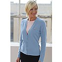 Ladies' Clubhouse Cardigan Sweater (CB)