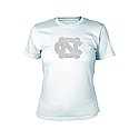 Ladies' Glitzy T (White)
