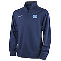 Youth Dri-FIT 1/4-Zip Pullover (Navy)