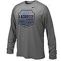 Youth L/S Lacrosse Legend T (Grey)