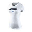 Nike Ladies' Lacrosse T (White)