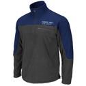 Blizzard 1/4-Zip Fleece Pullover (Charcoal Grey/Navy)
