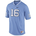 Nike #16 Game Replica Football Jersey (CB)