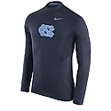 Nike Long Sleeve Player Hyperwarm T (Navy)