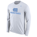 Nike L/S Basketball Legend T (White)