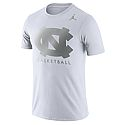 Nike Reflective Basketball Graphic T (White)