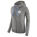 Nike Ladies' Vintage Full-Zip Hood (Grey)