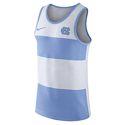 Nike Wide Stripe Dri-Blend Tank (CB/White)