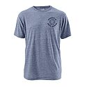 Twisted Tri-Blend T (Navy)