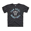 Youth Basketball Net T (Black Heather)