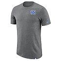 Nike Marled Patch Logo T (Grey)