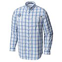 Long Sleeve Super Tamiami Shirt (CB Plaid)