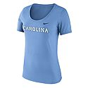 Nike Ladies' Scoop Neck Arch T (CB)