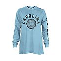 Long Sleeve Comfort Colors Seal T (Chambray)