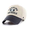 Carolina Tar Heels Stoneham Clean Up Hat (TBone/Navy)