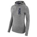 Nike Ladies' Element 1/4-Zip Hood (Grey)
